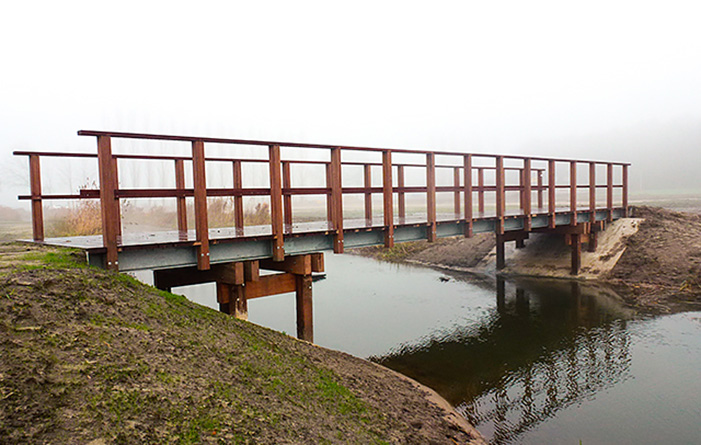Zandwetering bridge